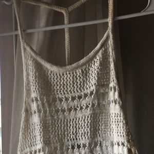 American Eagle Outfitters Tops - LAST CHANCE Knitted Crochet Tank